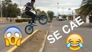 NIÑOS ME DAN UNA LECCION (bikers)