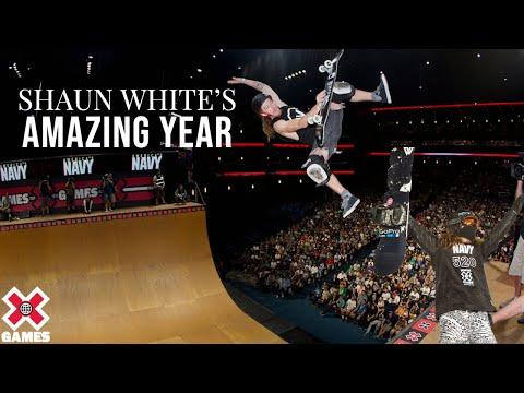 SHAUN WHITE'S AMAZING YEAR | World of X Games