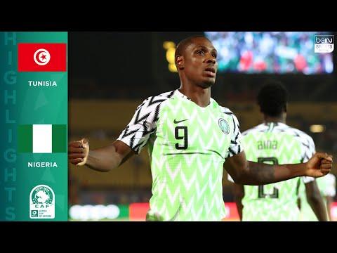 HIGHLIGHTS: Tunisia vs Nigeria