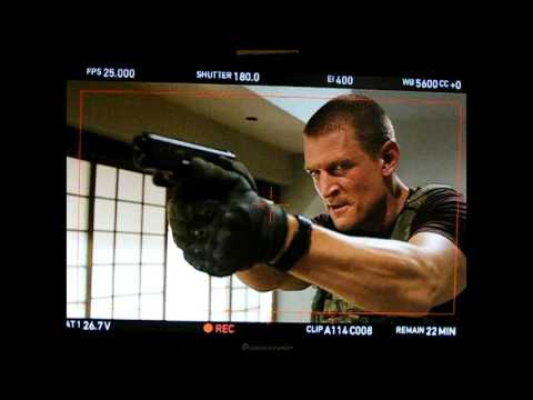 Strike Back the final season PHILIP WINCHESTER AND MASA YAMAGUCHI FIGHT David Gray Behind the s