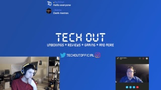 Talking Tech With TechOut and @Xeinix (EP 1)