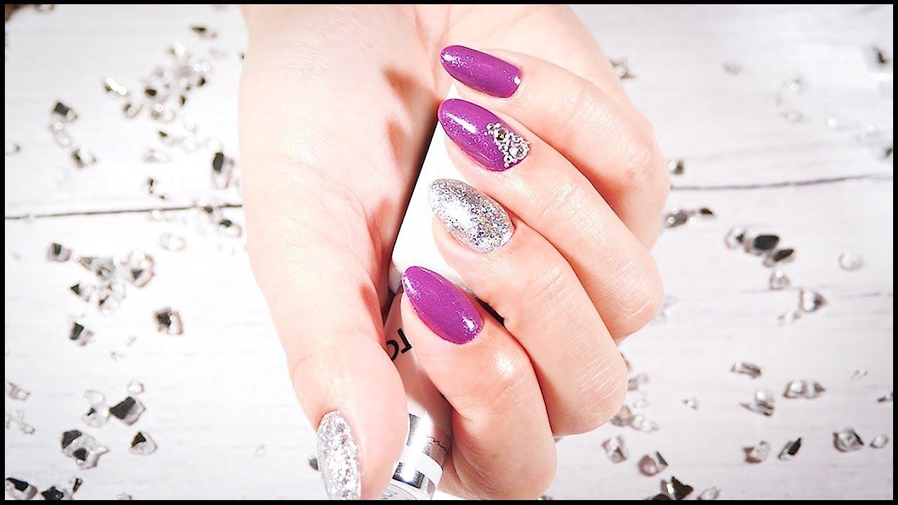 Sylwestrowe pomysły na paznokcie | DOMODI TV