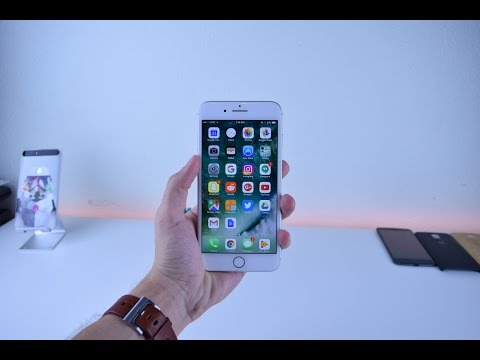 iPhone 7 Plus: Unboxing & First Impressions by an Android User