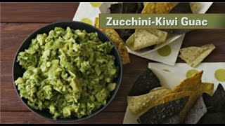 Apps in a Snap Zucchini Kiwi Guac Thumbnail