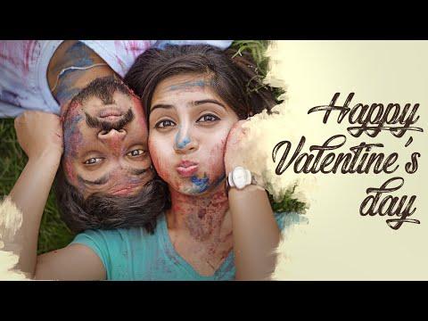 Raja Rani BGM | Valentines Day Special | Pre Wedding Song | Preetham & Visithra| Studio Vaibhava