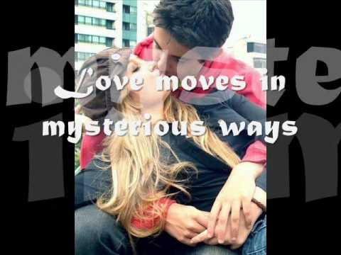 Love Moves In Mysterious Ways (lyrics) Julia Fordham.wmv