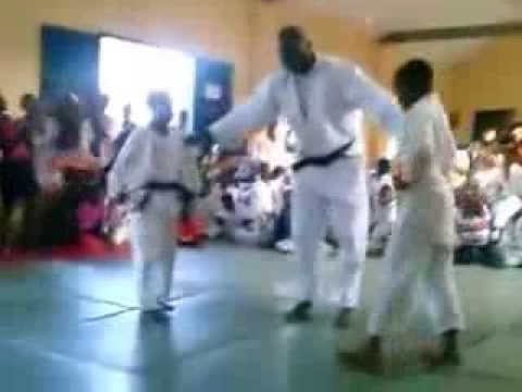 JUDO CLUB ROMAN RIDGE OF GHANA TEST COMPETITION