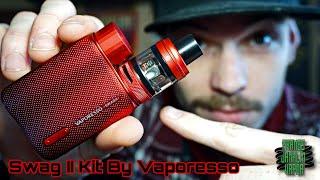Swag II Kit bỳ Vaporesso | Single Battery Gen?
