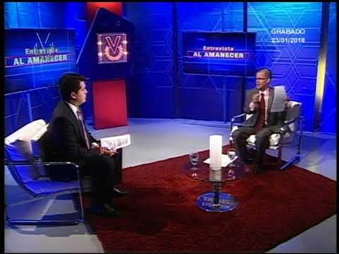 Entrevista Al Amanecer: Omar Ávila, diputado ante la AN