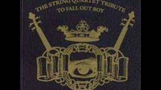 String Quartet Tribute:Fall Out Boy-Sugar We