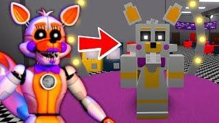 BECOMING LOLBIT IN ROBLOX! (Roblox Animatronic World)