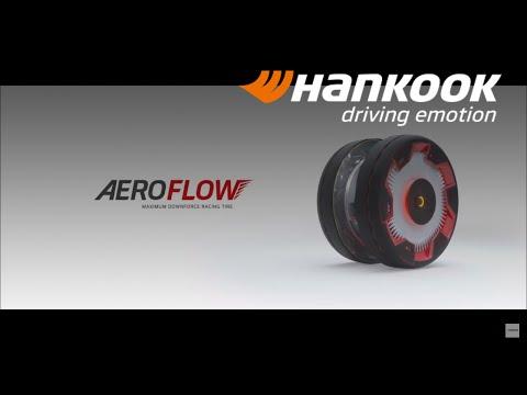 Hankook Tire Design Innovation 2018 : Aeroflow Features