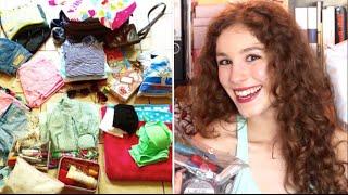 Koffer packen ☀ SOMMERFERIEN: Tipps, Makeup, Kleidung...