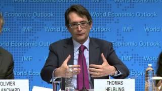 WorldLeadersTV:  IMF: 2013 WORLD ECONOMIC OUTLOOK: SLOWER GROWTH THAN EXPECTED