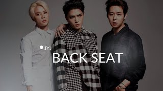 BACK SEAT - JYJ [Audio-MP3]