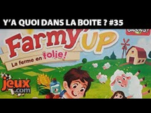 Farmy'UP - UNBOXING