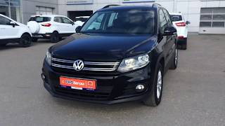 Купить Фольксваген Тигуан (Volkswagen Tiguan) 2013 г. с пробегом бу в Саратове. Элвис Trade in
