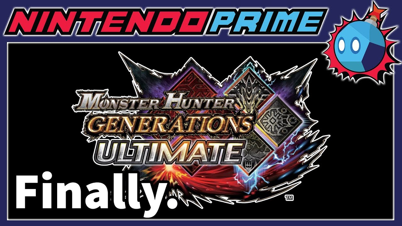 'Monster Hunter Generations Ultimate' Switch Release Adds 'Zelda' Flair