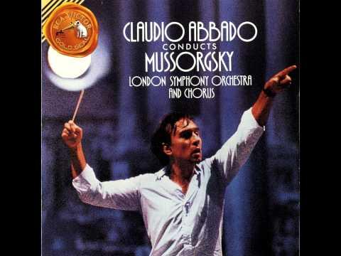 Mussorgsky - St. John's Eve on Bald Mountain (1867) [Abbado, LSO]