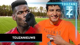 POGBA GEEFT PANNA AAN MAMA 😂 |  TOUZANIEUWS #17