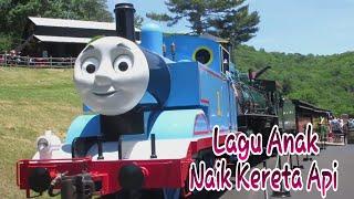 Lagu Anak Naik Kereta Api Tut.. Tut.. Tut.. Lagu Terbaru Thomas Asli