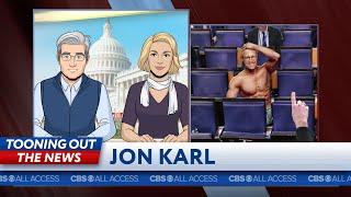 Jon Karl revisits President Trump's mockery