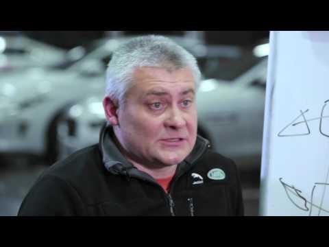 Jaguar Experience   Егор Васильев. Урок 6 - Безопасное управление