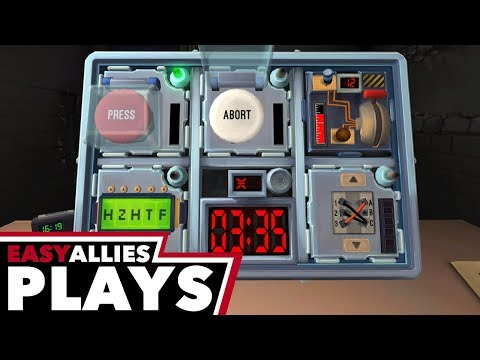 Easy Allies Plays Keep Talking and Nobody Explodes