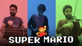Super Mario Theme - Carnatic Mix (feat. Akshay Anantapadmanabhan and Shravan Sridhar) screenshot 5