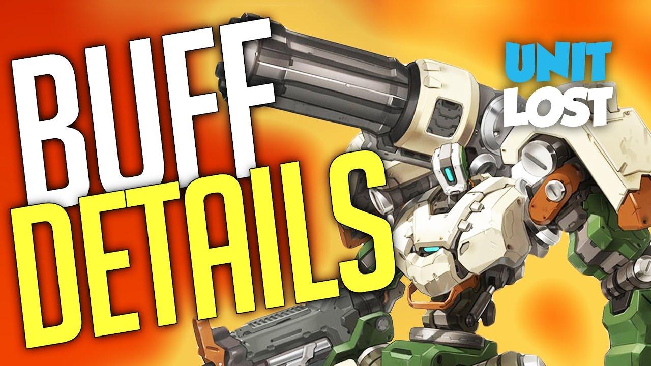 goede kwaliteit nog een kans enorme verkoop Overwatch News - Bastion Buff DETAILS! Tank/Barrier BUSTER Mode?! (Oh Lord!)