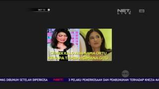 Moderator Ira Koesno Curi Perhatian para Netizen - NET 12