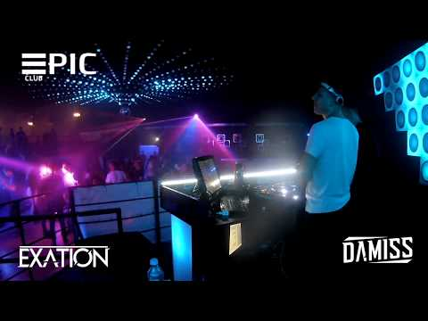 Damiss & Exation - Epic Bydgoszcz LIVE (12.10.19)