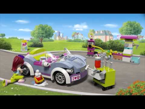 LEGO Friends Mia's Roadster (41091) At Toys R Us UK