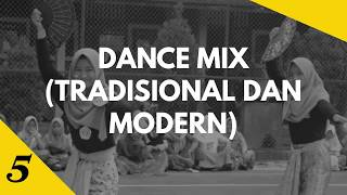 Dance Mix (Tradisional + Modern) by From D #5