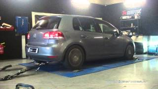 VW Golf 6 tdi 110cv Reprogrammation Moteur @ 146cv Digiservices Paris 77 Dyno