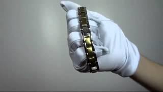 Мужской браслет сталь. Браслеты биомагнитные, энергетические, обереги. Купить магнитный браслет.(, 2014-05-10T10:30:01.000Z)