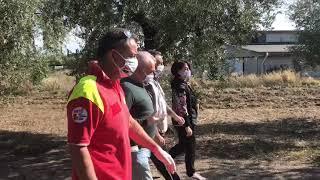 Camminata tra gli olivi a Termoli