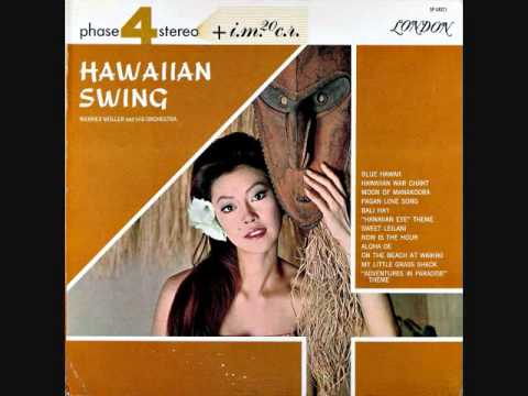Werner Müller - Hawaiian Swing (1963)  Full vinyl LP