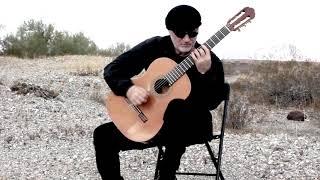 Solitude -  Michael Lucarelli  (classical guitar)