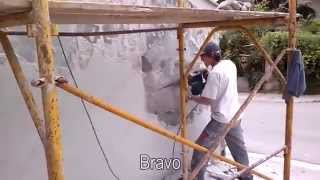How not to use jackhammer [HD] (english subtitles)