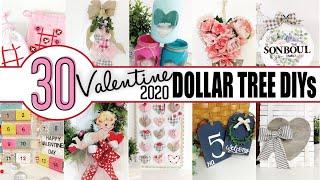 Dollar Tree Valentine's DIY 2020 | Valentine DIYs | Budget Friendly DIY's