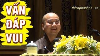 Vấn đáp vui Thầy Thích Pháp Hoà : Phật Di Đà và Phật Thích Ca ai là người có trước?