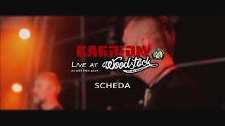 Carrion - Scheda (Woodstock 2017)