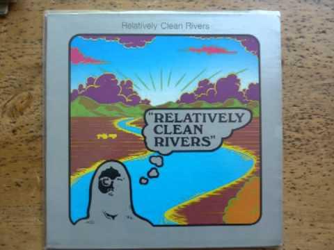 Relatively Clean Rivers - (5 Tracks) (High Quality Original Vinyl Recording)