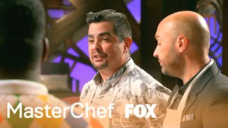 The Judges Present Their Dishes To The Contestants | Season 9 Ep. 12 | MASTERCHEF