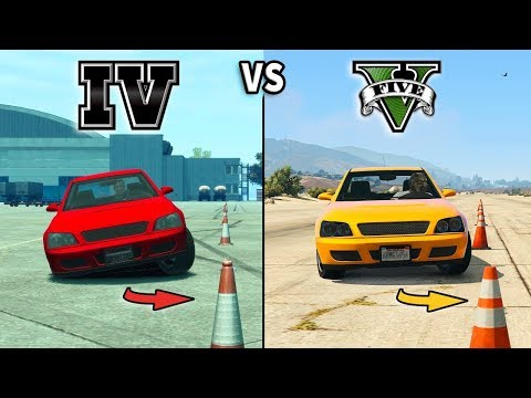 GTA V vs