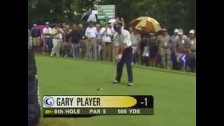 Gary Player vs Tom Weiskopf - Shell
