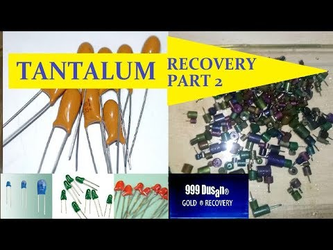 TANTALUM RECOVERY part 2