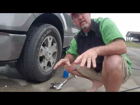 Wheel Cleaning w/the Krause & Becker airless paint sprayer