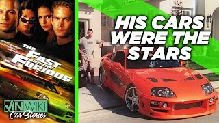 Here's how they chose the Fast & Furious hero cars